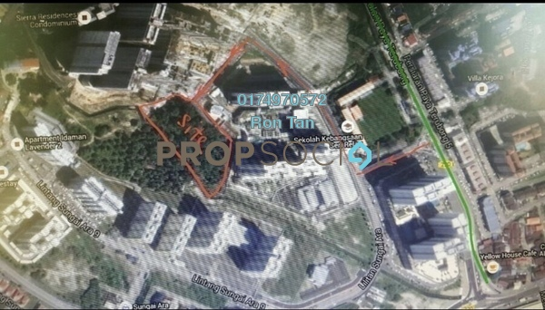 For Sale Land at Lintang Sungai Ara, Sungai Ara Freehold Unfurnished 0R/0B 32.4m