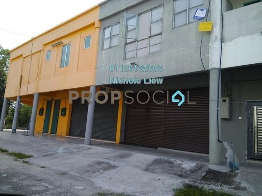 For Sale Factory at Pulau Indah Industrial Park, Port Klang Leasehold Unfurnished 1R/2B 288k