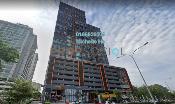 SoHo/Studio For Rent in Austin 18, Tebrau Freehold Unfurnished 1R/1B 1.45k