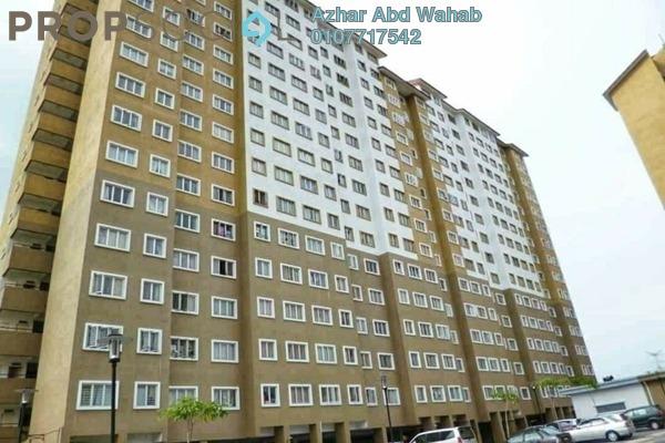 For Sale Apartment at Putra Suria Residence, Bandar Sri Permaisuri Freehold Unfurnished 3R/2B 320k