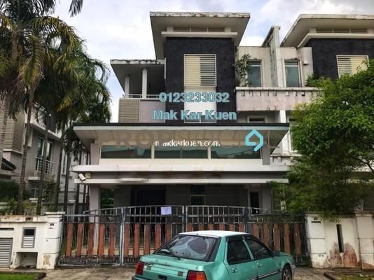 Semi-Detached For Sale in Siarah Oakleaf, Bukit Antarabangsa Freehold Unfurnished 6R/6B 1.27m
