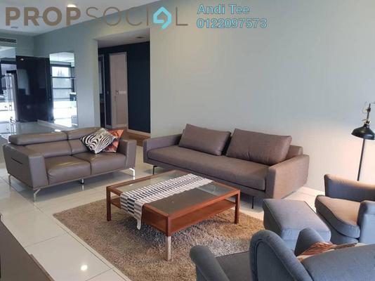 For Rent Condominium at Seri Ampang Hilir, Ampang Hilir Freehold Fully Furnished 3R/4B 7k