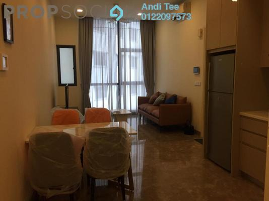 For Rent Condominium at Laman Ceylon, Bukit Ceylon Freehold Fully Furnished 1R/1B 2.2k
