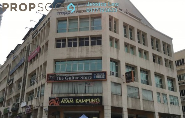 For Rent Shop at Perdana Business Centre, Damansara Perdana Freehold Unfurnished 0R/2B 3.3k