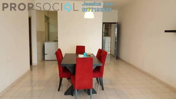 For Rent Condominium at Desa Permai, Taman Desa Freehold Fully Furnished 3R/2B 1.6k