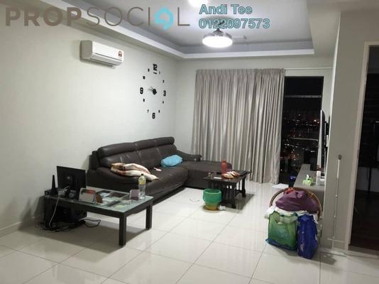 For Sale Condominium at Parc Ville, Bandar Puchong Jaya Freehold Semi Furnished 3R/2B 680k