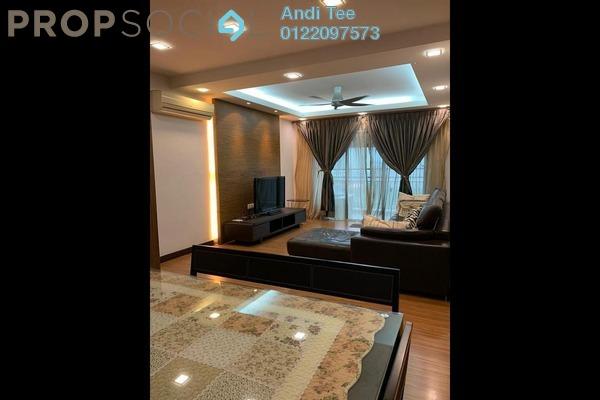 For Sale Condominium at D'Alamanda, Cheras Freehold Semi Furnished 4R/3B 720k