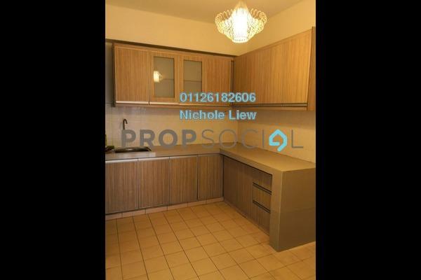 For Sale Apartment at Plaza Indah, Kajang Freehold Semi Furnished 3R/2B 245k