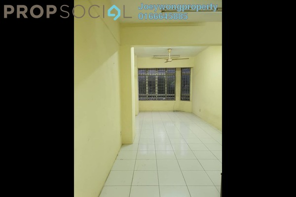 For Rent Condominium at Permai Villa, Puchong Freehold Unfurnished 3R/2B 1k