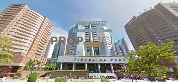For Rent Office at Financial Park Labuan, Labuan Freehold Unfurnished 0R/0B 2.5k