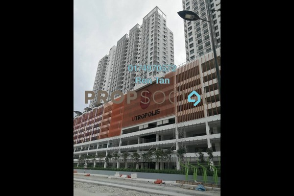 For Sale Condominium at Utropolis Batu Kawan, Batu Kawan Freehold Semi Furnished 3R/2B 450k