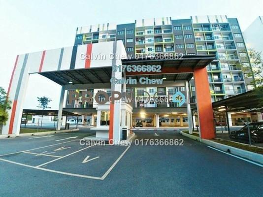 For Sale Condominium at Suria Mewah Residensi, Semenyih Freehold Unfurnished 4R/0B 183k