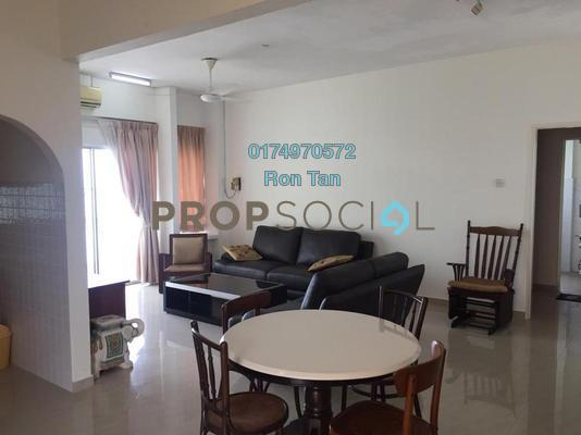 For Rent Condominium at The Reef, Batu Ferringhi Freehold Fully Furnished 2R/2B 1.8k