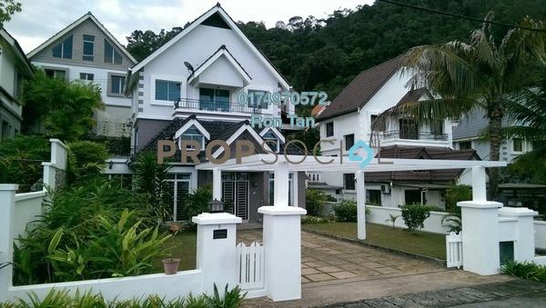 For Sale Bungalow at Ferringhi Villas, Batu Ferringhi Freehold Fully Furnished 3R/3B 1.8m