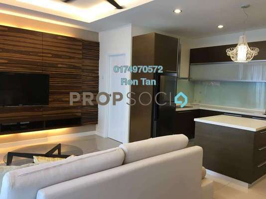 For Sale Condominium at Birch The Regency, Georgetown Freehold Fully Furnished 2R/2B 668k