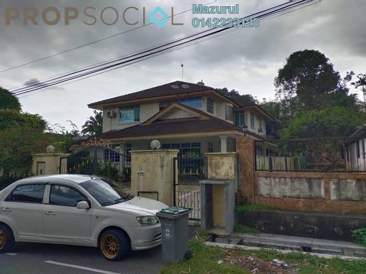 Bungalow For Sale in Larkin Indah, Johor Bahru Freehold Semi Furnished 6R/5B 1.35m