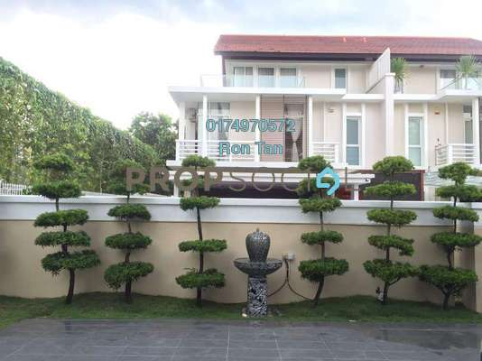 For Sale Semi-Detached at Denai Bayu, Seri Tanjung Pinang Freehold Fully Furnished 6R/7B 4.3m