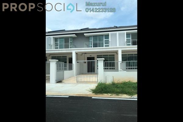 For Sale Terrace at Taman Senai Utama, Senai Freehold Unfurnished 4R/3B 450k
