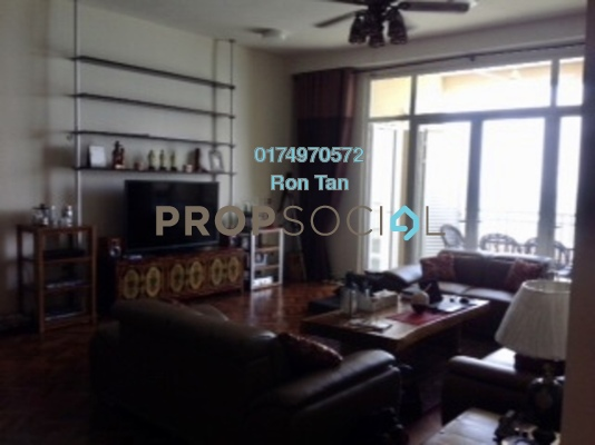 For Rent Condominium at Quayside, Seri Tanjung Pinang Freehold Fully Furnished 3R/3B 7.5k