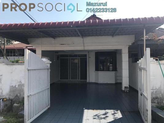 Terrace For Sale in Taman Megah Ria, Pasir Gudang Freehold Unfurnished 3R/2B 350k