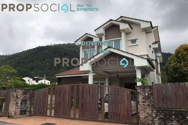 For Sale Bungalow at Pinang Village, Balik Pulau Freehold Fully Furnished 5R/6B 1.8m