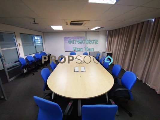 For Rent Office at Suntech, Bayan Baru Freehold Fully Furnished 5R/1B 29k