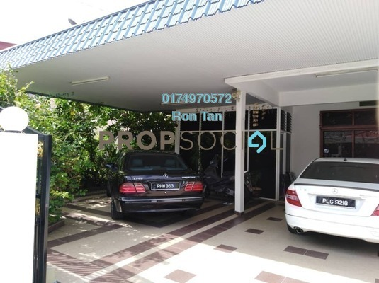 For Sale Semi-Detached at Taman Pantai Jerjak, Gelugor Freehold Fully Furnished 5R/3B 1.5m