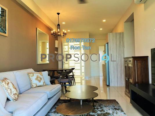 For Sale Condominium at Tropicana Bay Residences, Bayan Indah Freehold Fully Furnished 3R/2B 758k