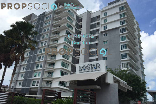 For Sale Condominium at BayStar, Bayan Indah Freehold Fully Furnished 4R/4B 1.71m