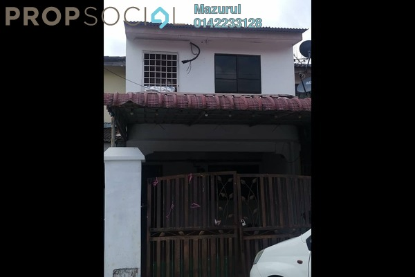 Terrace For Sale in Taman Skudai Baru, Skudai Freehold Unfurnished 3R/2B 255k
