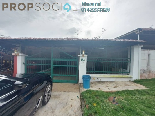 Terrace For Sale in Taman Puteri Wangsa, Ulu Tiram Freehold Fully Furnished 3R/2B 500k