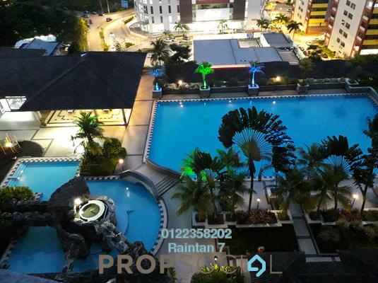 For Sale Condominium at Amadesa, Desa Petaling Freehold Semi Furnished 1R/2B 318k