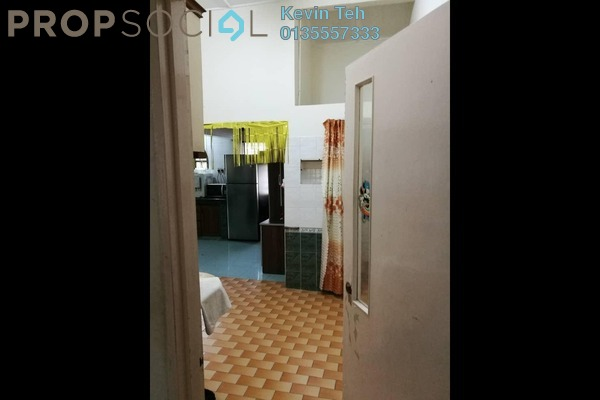 For Sale Terrace at Kepong Baru, Kepong Freehold Semi Furnished 3R/2B 1.4m