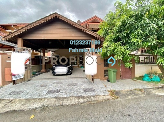 For Sale Semi-Detached at Seksyen 9, Bandar Baru Bangi Leasehold Semi Furnished 6R/4B 1.5m