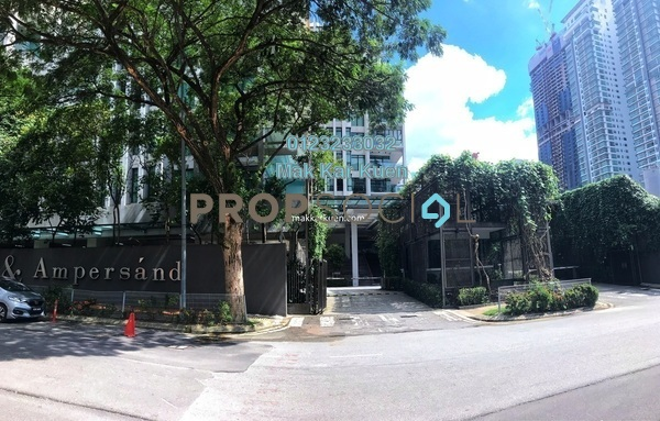Condominium For Sale in Ampersand, KLCC Freehold Semi Furnished 4R/4B 1.48m