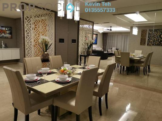 For Sale Condominium at 28 Mont Kiara, Mont Kiara Freehold Fully Furnished 3R/3B 2.2m