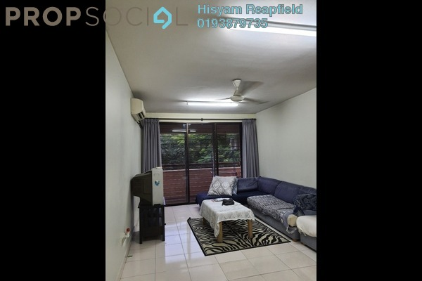 For Rent Condominium at Putra Villa, Gombak Freehold Fully Furnished 3R/2B 1.6k