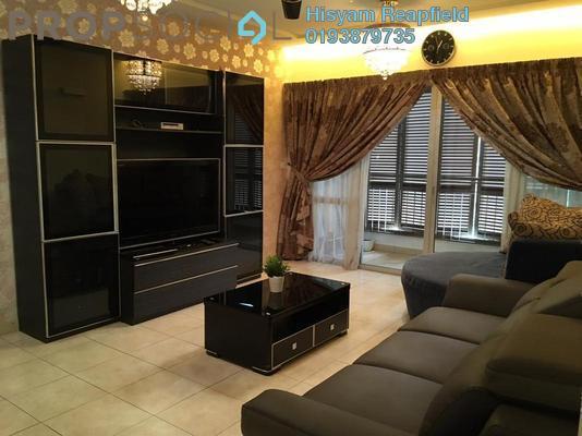 For Rent Condominium at Desa Putra, Wangsa Maju Freehold Fully Furnished 3R/2B 3.3k