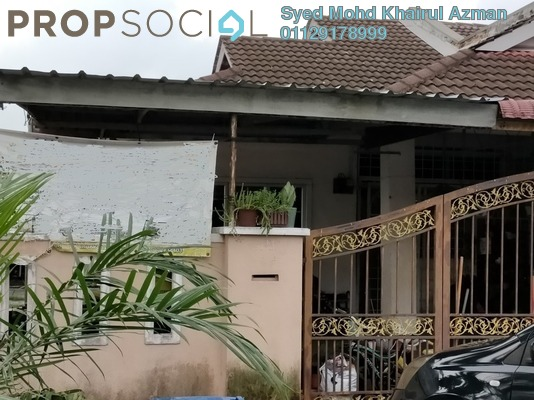 For Sale Terrace at Taman Alam Indah, Shah Alam Freehold Unfurnished 3R/1B 400k