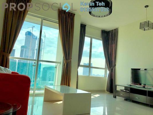 For Sale Condominium at Solaris Dutamas, Dutamas Freehold Fully Furnished 1R/1B 750k