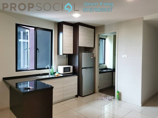 For Rent Condominium at The Reach @ Titiwangsa, Setapak Freehold Fully Furnished 3R/3B 2.5k