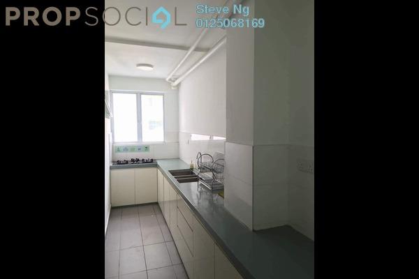 For Rent Condominium at Bayu Sentul, Sentul Freehold Semi Furnished 4R/3B 2k