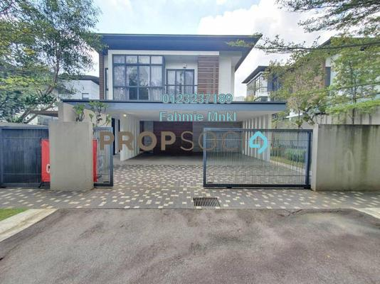 For Sale Bungalow at Seputeh Gardens, Seputeh Freehold Semi Furnished 5R/5B 5.1m