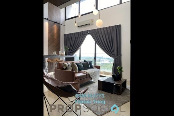 For Rent Duplex at D'Latour, Bandar Sunway Freehold Fully Furnished 3R/2B 2.75k