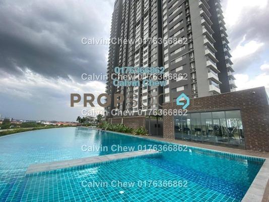 For Sale Serviced Residence at Sunway Gandaria, Bandar Baru Bangi Freehold Unfurnished 3R/2B 400k