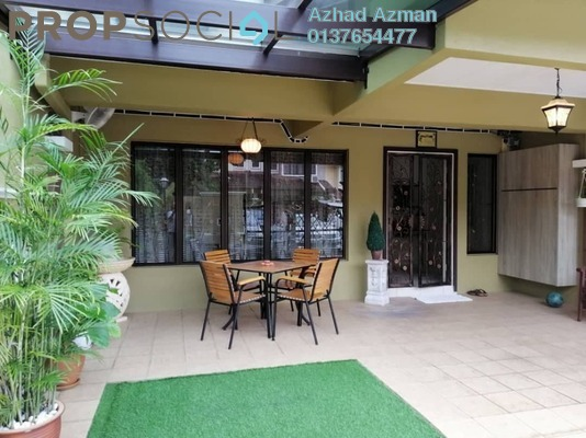 For Sale Terrace at Puchong Hartamas, Puchong Freehold Fully Furnished 4R/3B 850k