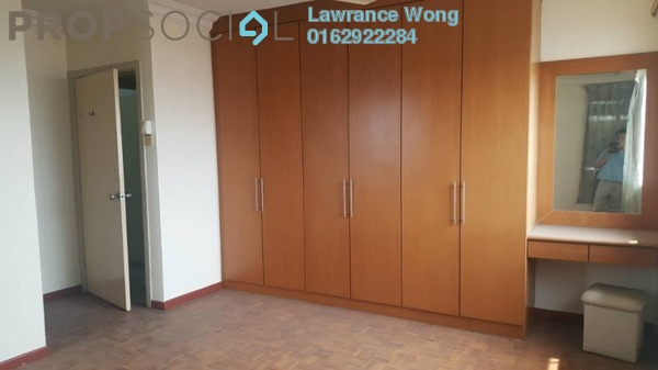 Condominium For Rent in Sri Desa, Kuchai Lama Freehold Semi Furnished 4R/3B 1.5k