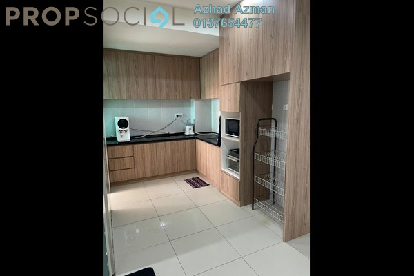 For Rent Semi-Detached at Royal Ivory 2, Bandar Saujana Putra Freehold Fully Furnished 4R/4B 2.3k