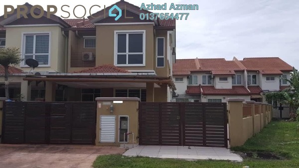 For Sale Terrace at Taman Puchong Prima, Puchong Leasehold Unfurnished 4R/3B 910k