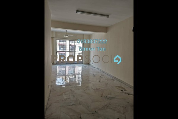 For Sale Apartment at Vista Lavender, Bandar Kinrara Freehold Semi Furnished 3R/2B 200k